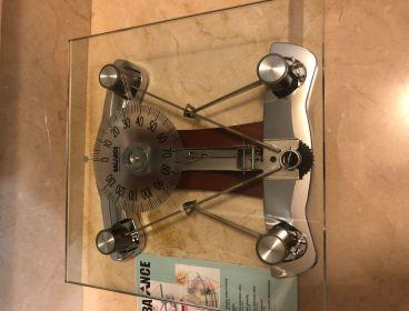 Báscula baño analógica nueva