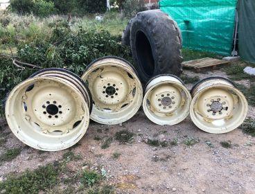 Llantas tractor 24 y 34
